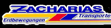 Zacharias Transporte - Transporte & Erdbewegung