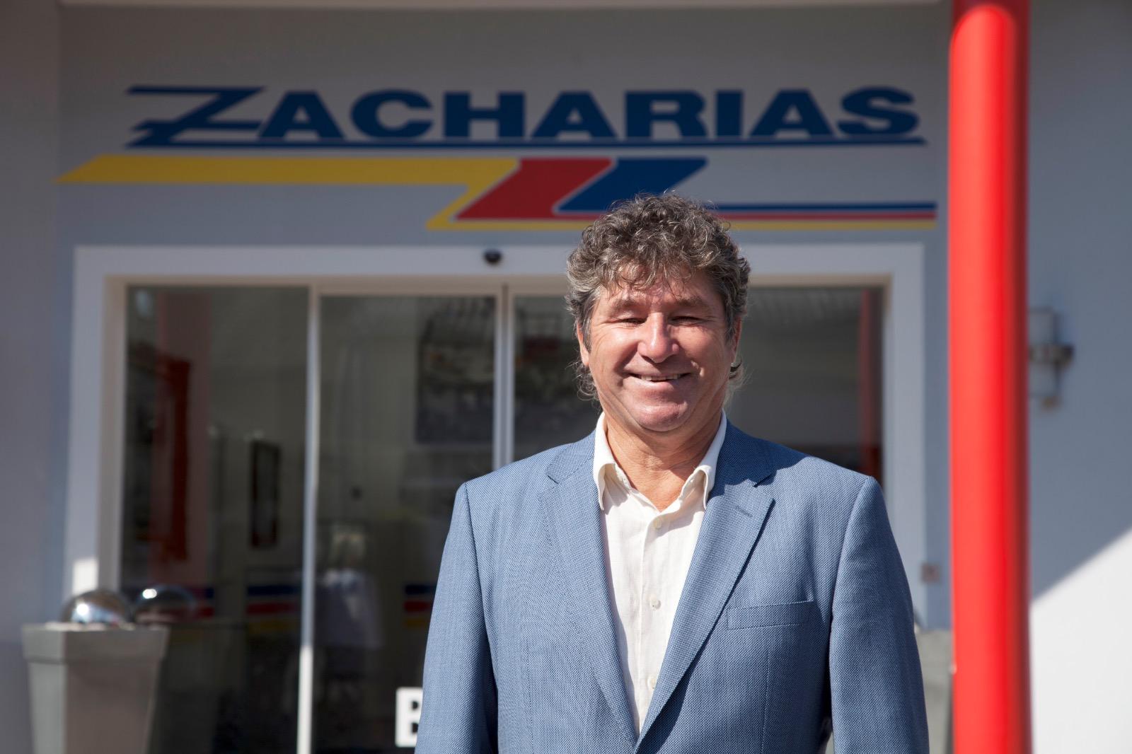 Fritz Zacharias
